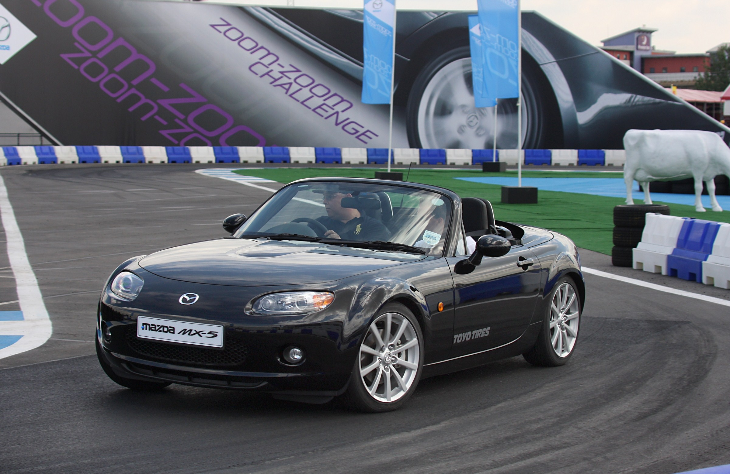 mazda zoom zoom challenge at bims - picture 6560
