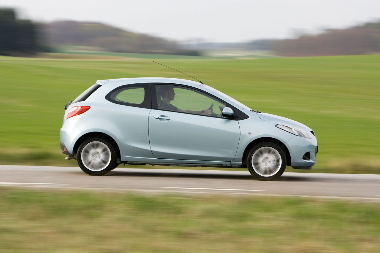 New Mazda2 Three-Door and Diesel - Stylish, Sporty and ...