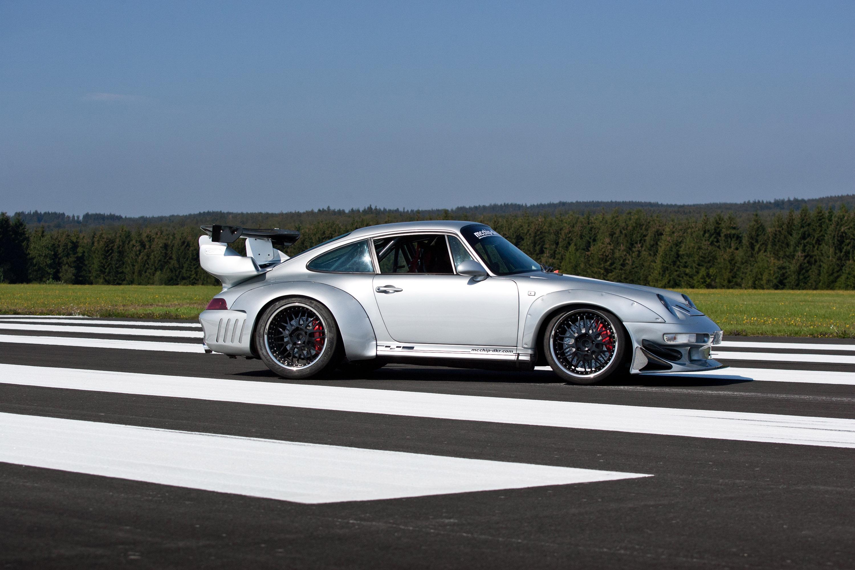 Mcchip Dkr Porsche 993 Gt2 Turbo Widebody Mc600
