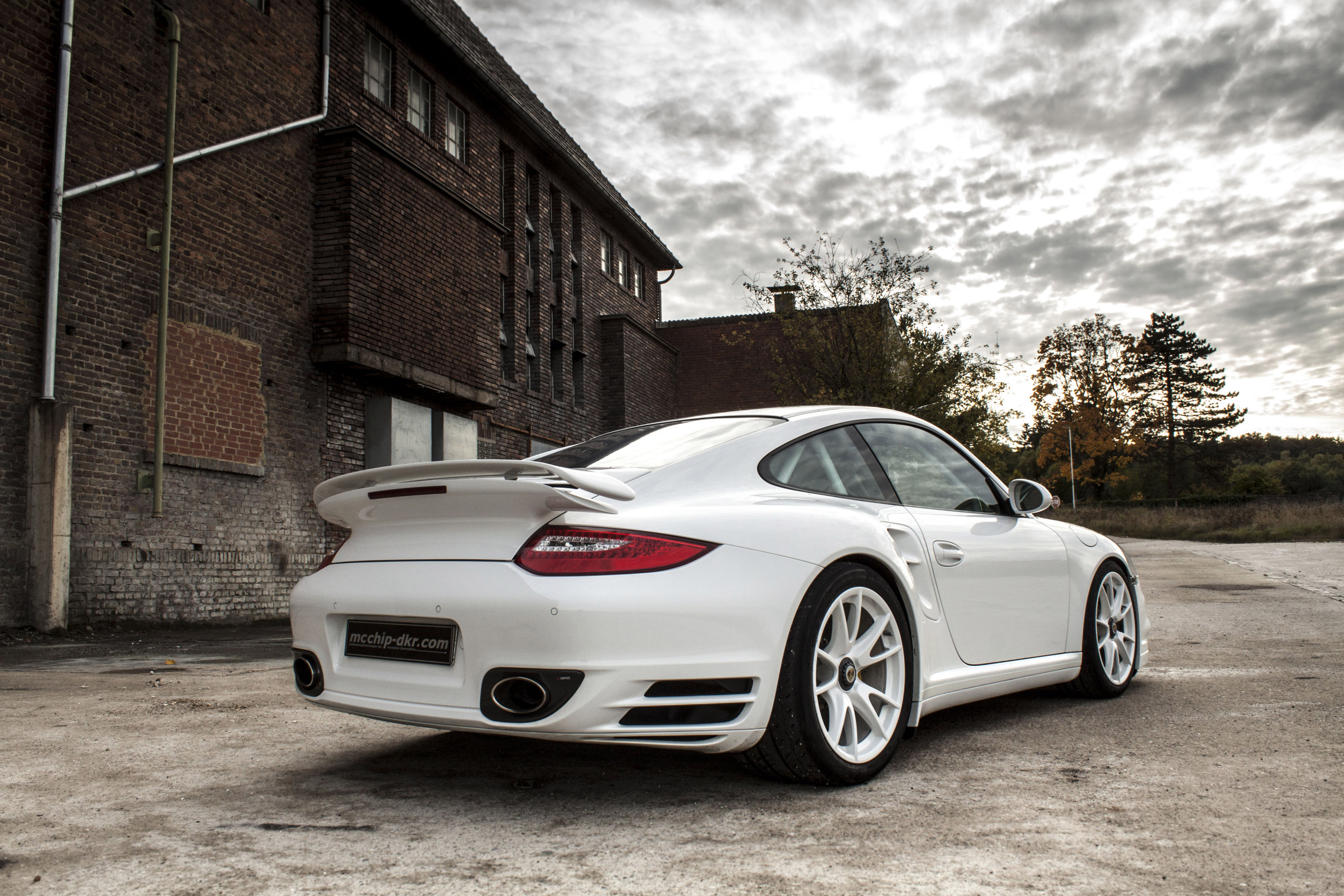 Gemballa Porsche 991 Carrera S Convertible With Gt