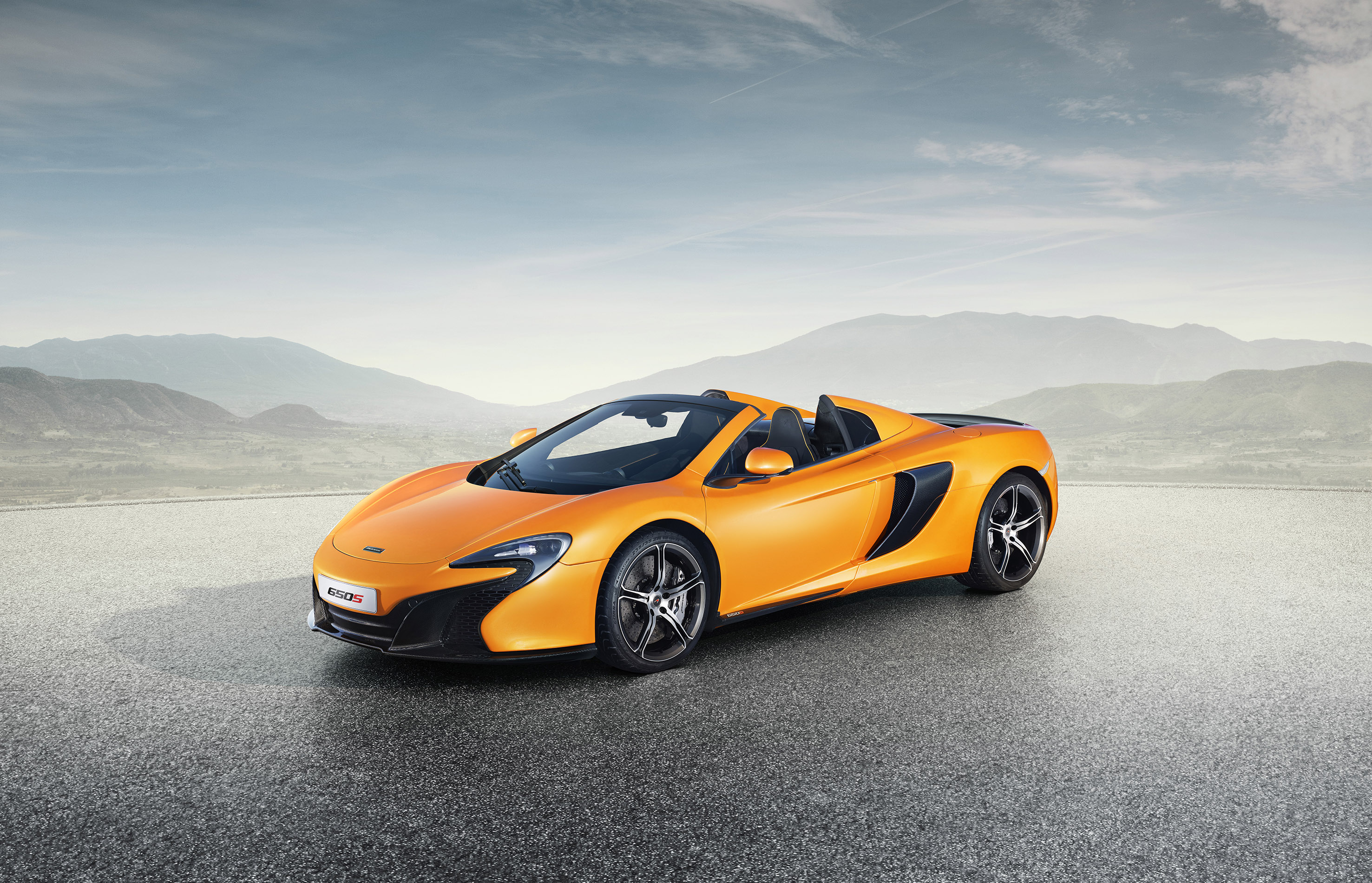 2015 Mclaren 650s Coupe And Spider Us Price