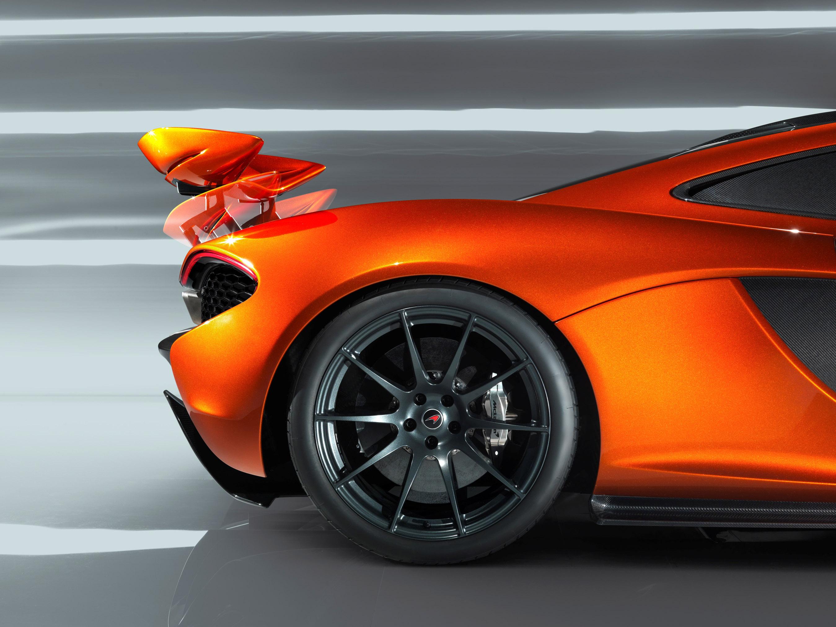 Mclaren P1 Cost >> McLaren P1 Concept - 0-100 km in 2.8 seconds