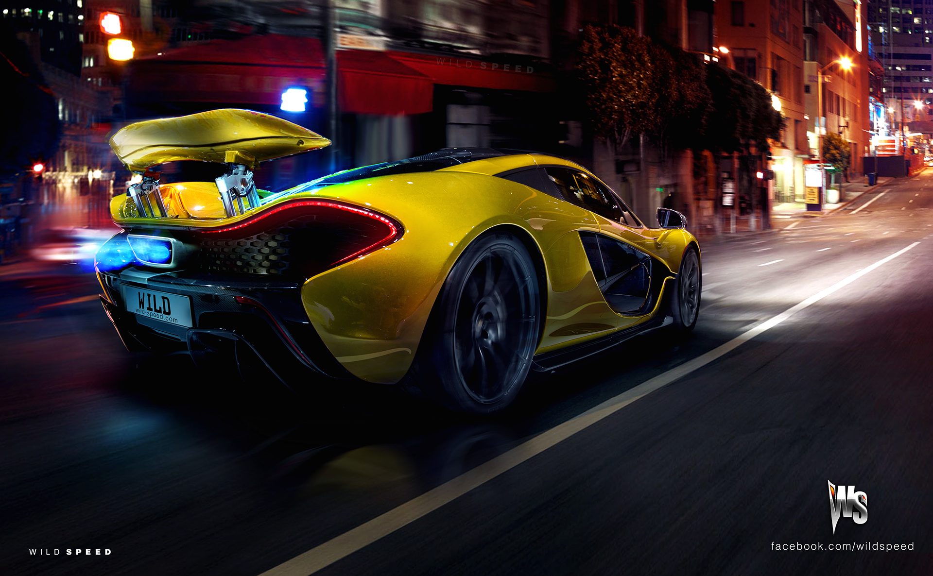 Mclaren P1 Cost >> McLaren P1 Hypercar Concept [RENDER]