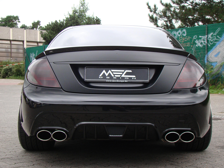 Mec Design Mercedes Benz Cl
