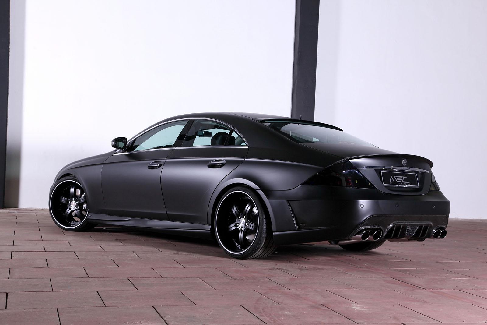 Car Wrap Cost >> MEC Design Mercedes-Benz CLS W219