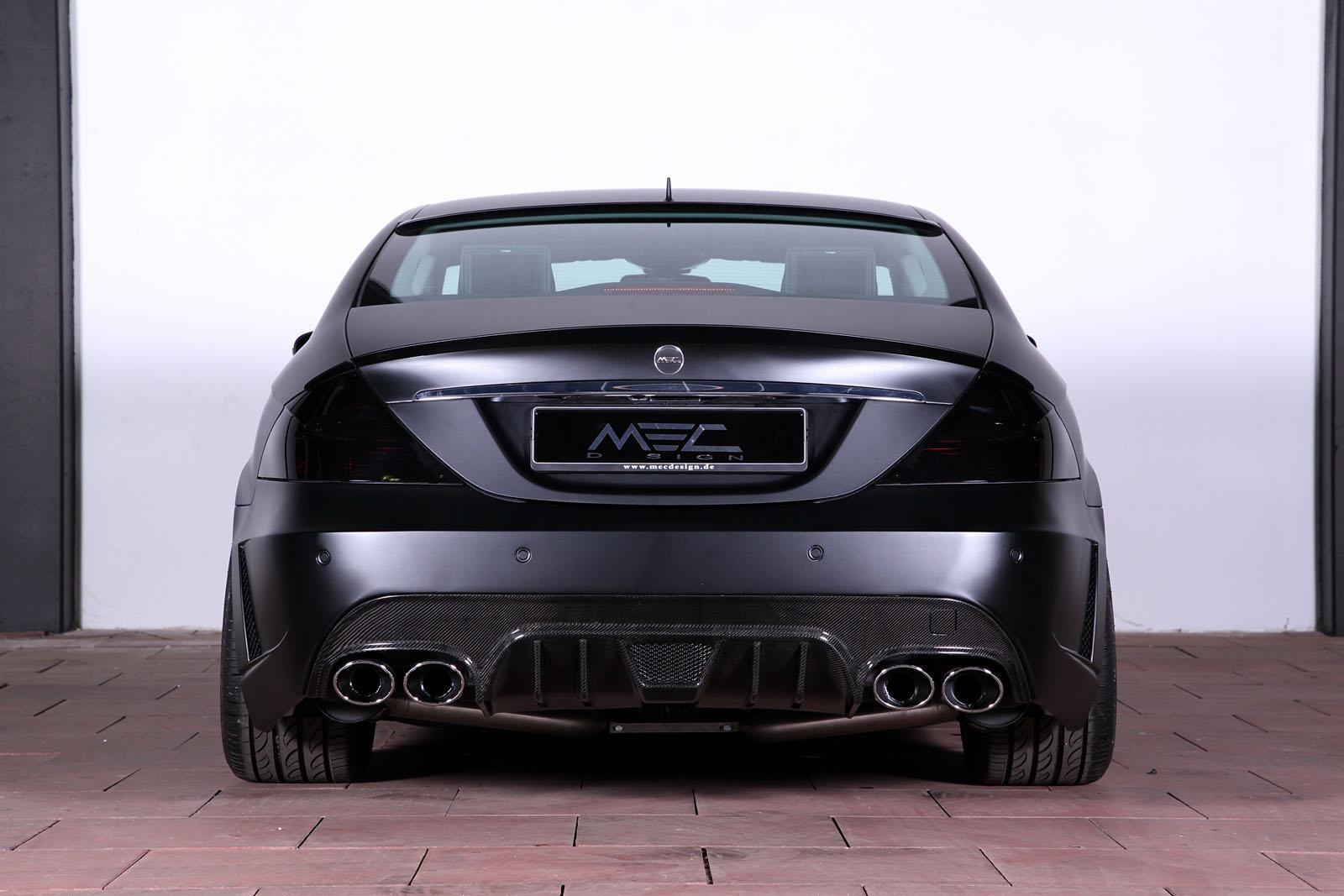 Best Floor Mats >> MEC Design Mercedes-Benz CLS W219