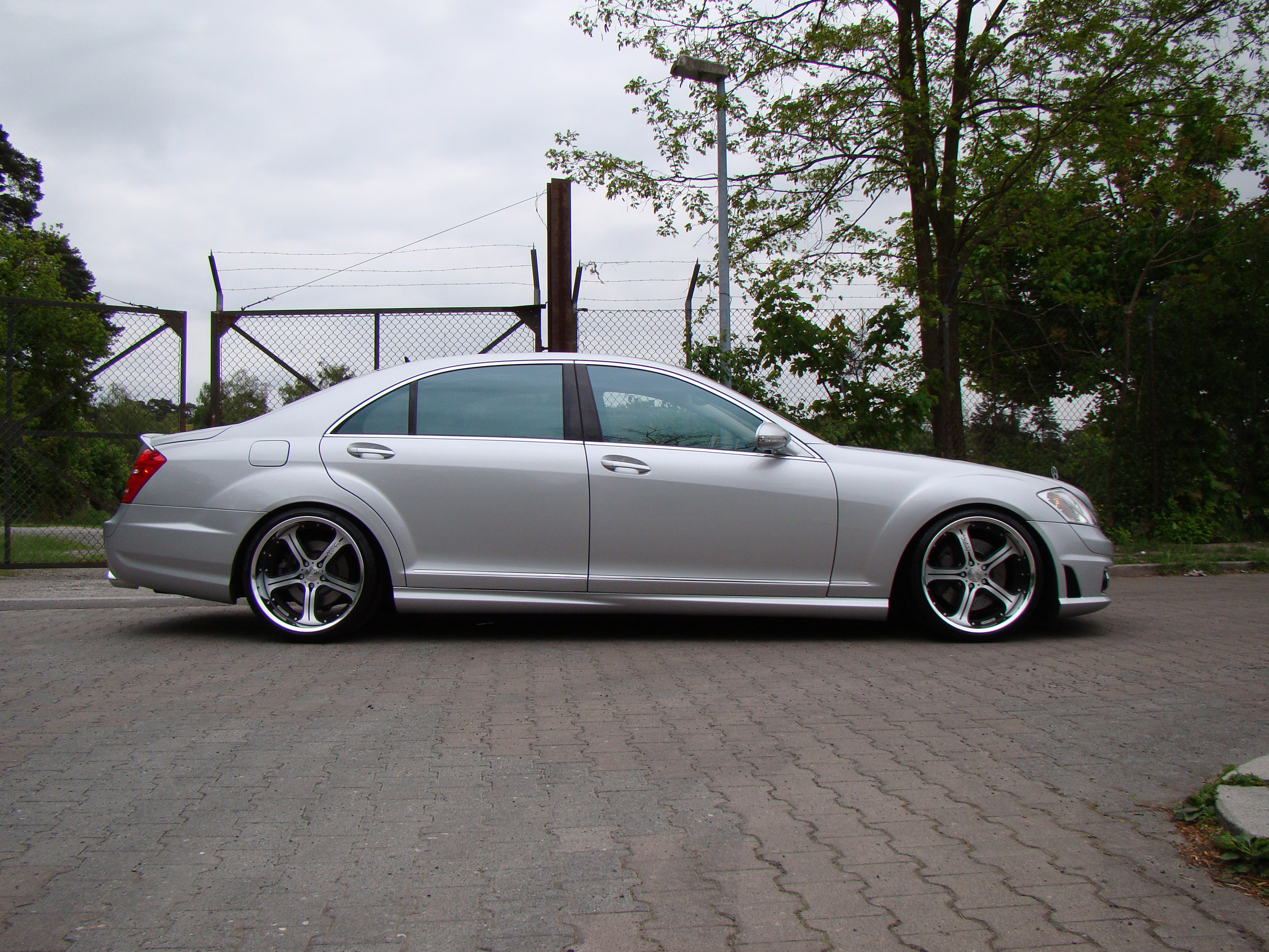 Mercedes benz s550 refined by mec design for Mercedes benz of cleveland