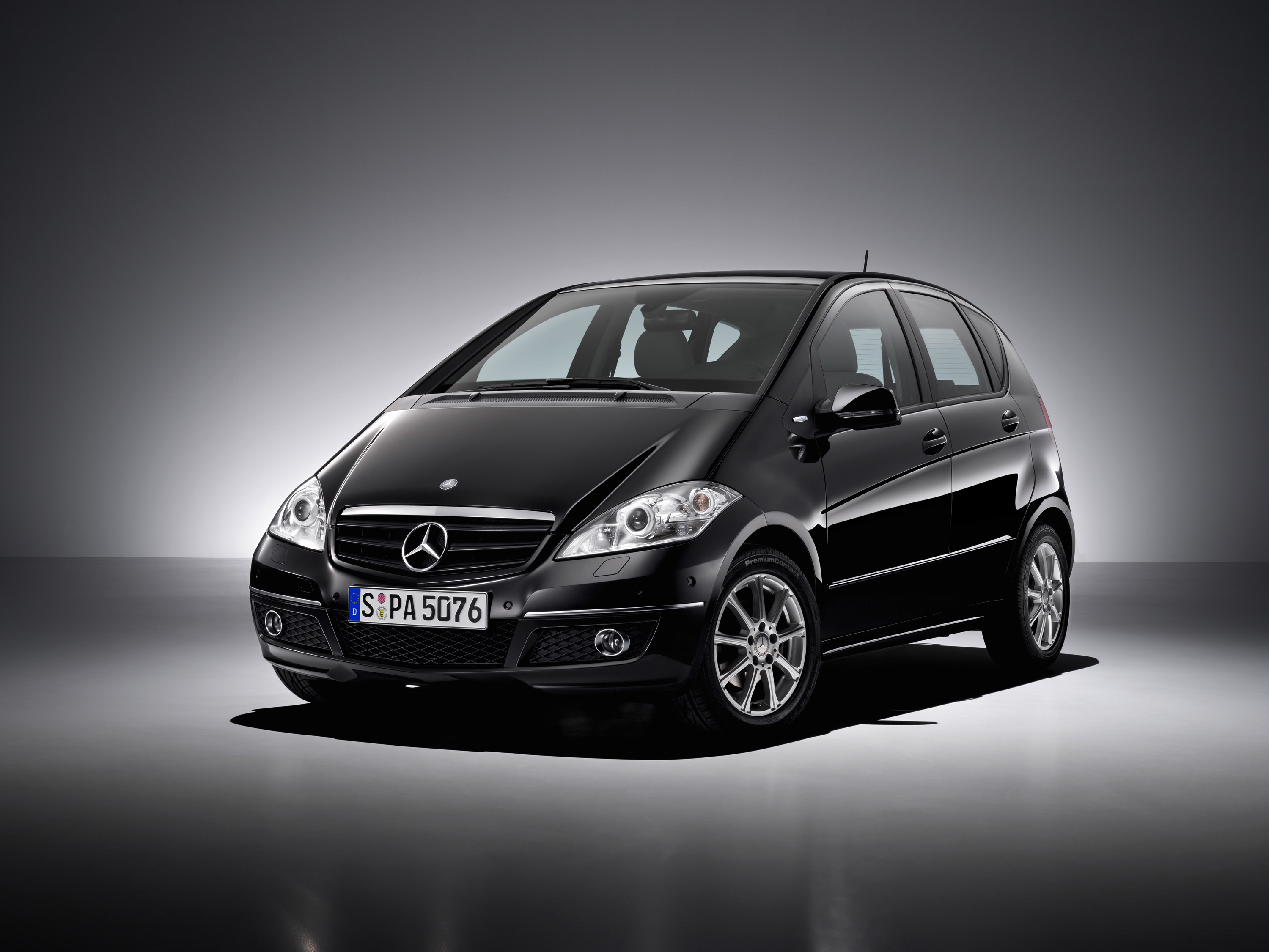 mercedes benz a class special edition 2009. Black Bedroom Furniture Sets. Home Design Ideas
