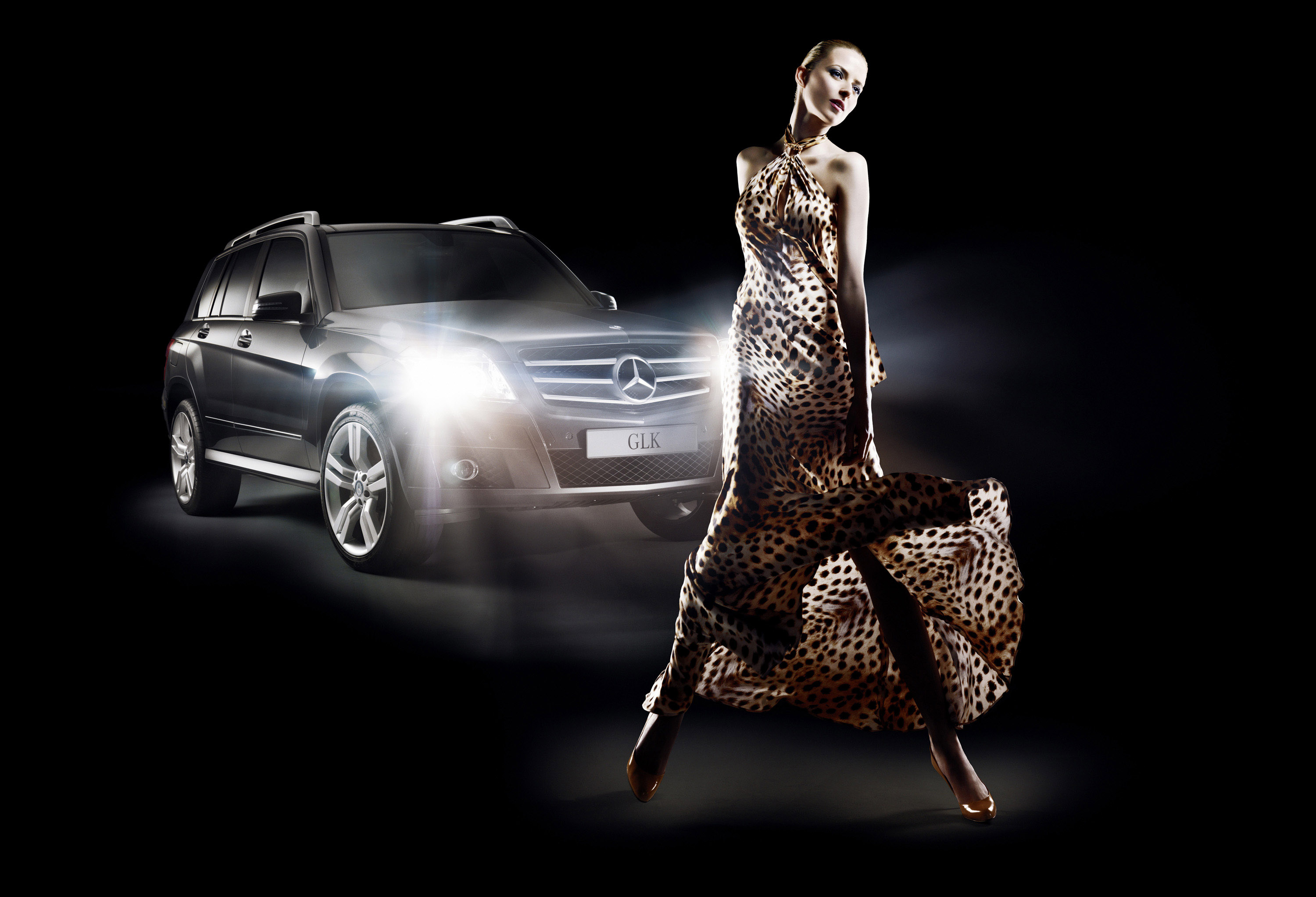 Mercedes Benz And Fashion Picture 32555