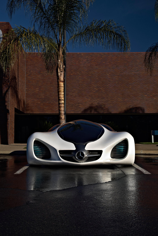 Car New Mercedes Benz Biome