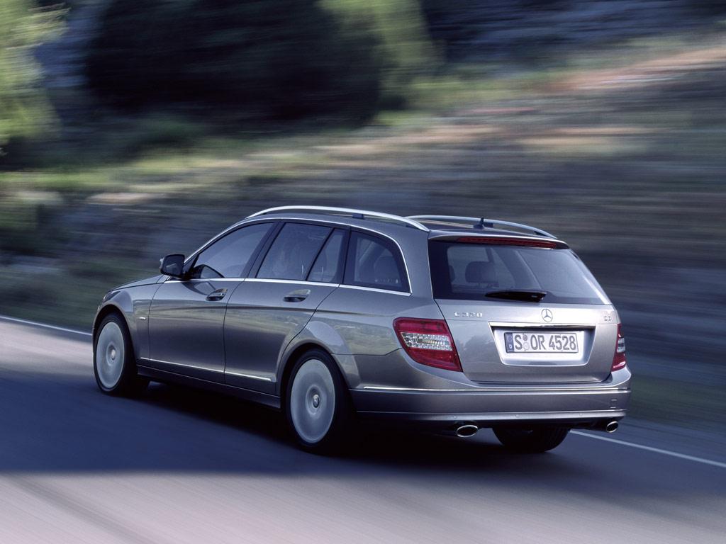 Mercedes benz c class estate for Classes of mercedes benz