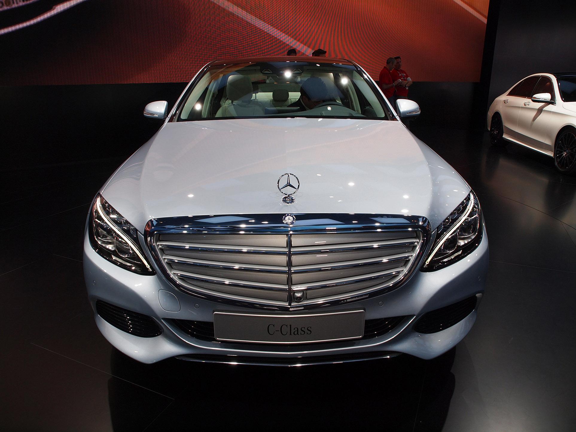 Mercedes Benz C220 Detroit 2014 Picture 95157