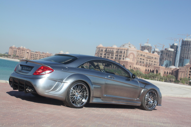 Mercedes benz cl phantasma65 v12 bi turbo by asma design for Mercedes benz cl65