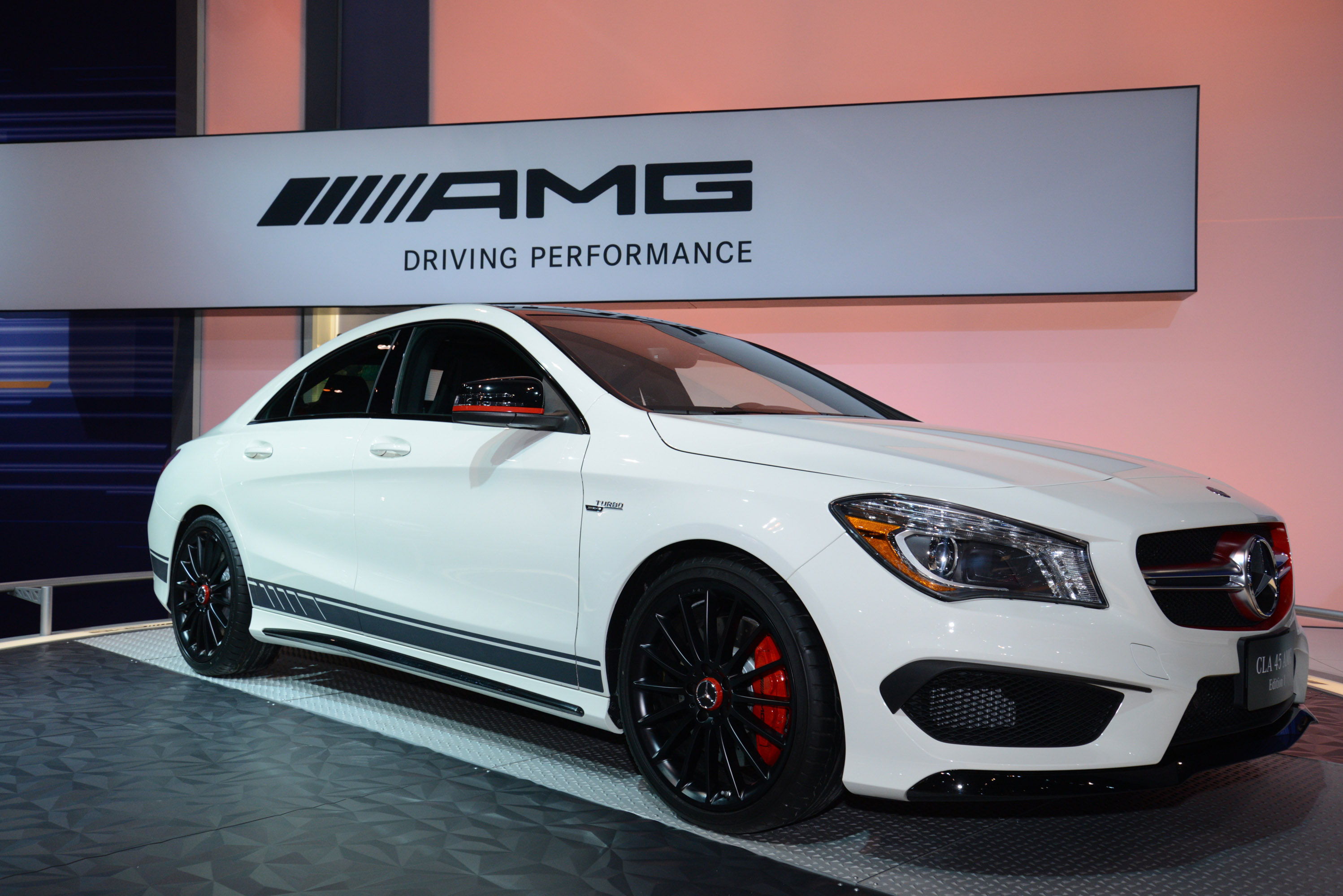 Mercedes Benz Cla45 Amg Chicago 2014 Picture 96495
