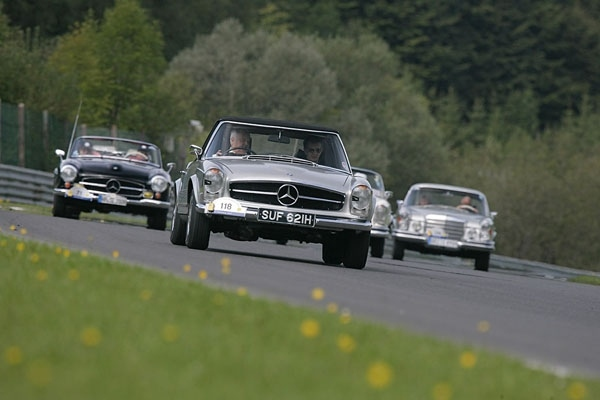 Mercedes Benz Vintage Cars. Mercedes Benz Classic Cars 2