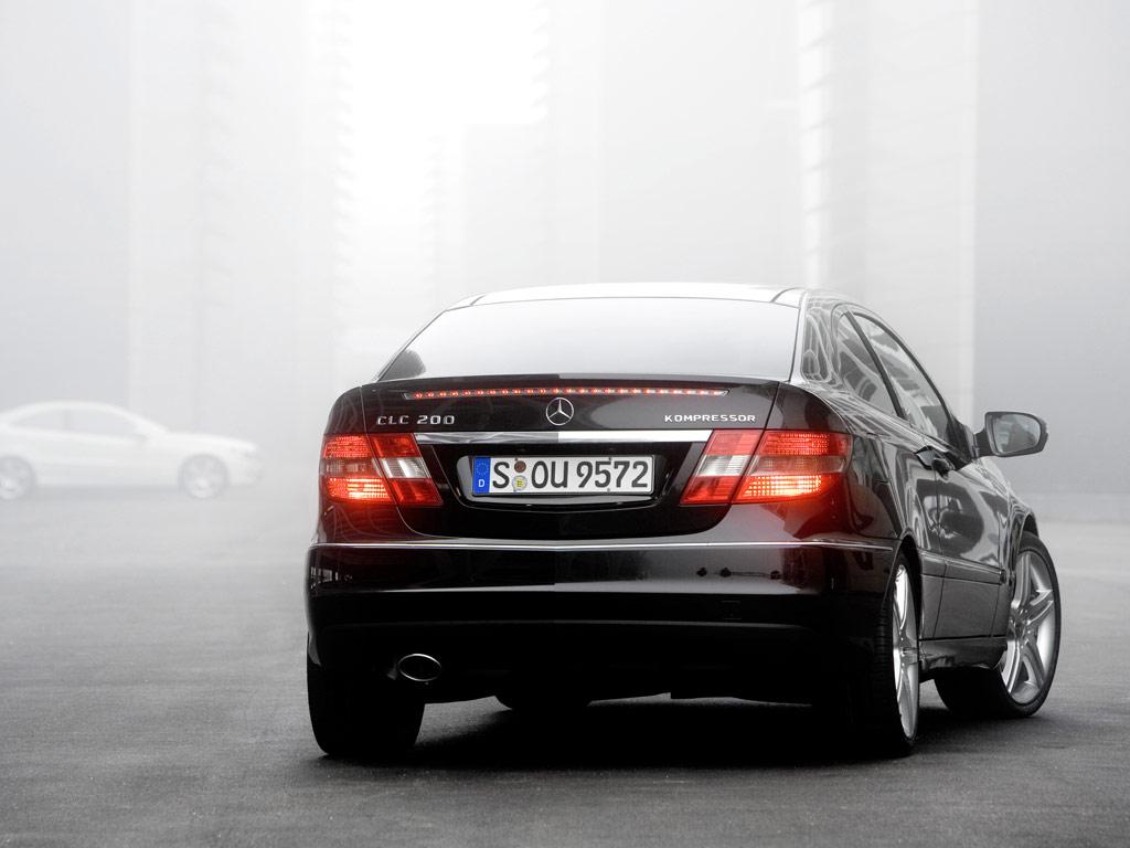 Mercedes Benz Clc Class