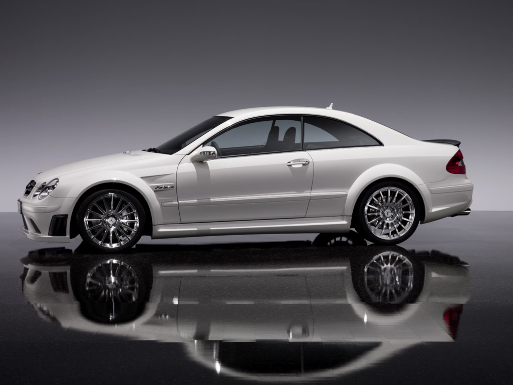 mercedes-benz clk black series c209