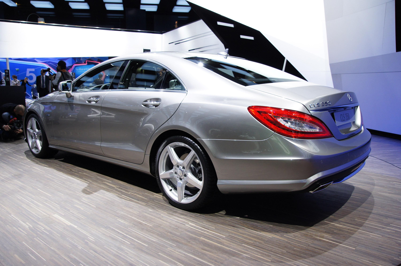 Mercedes benz cls 350 paris 2010 picture 43288 for 2010 mercedes benz cls