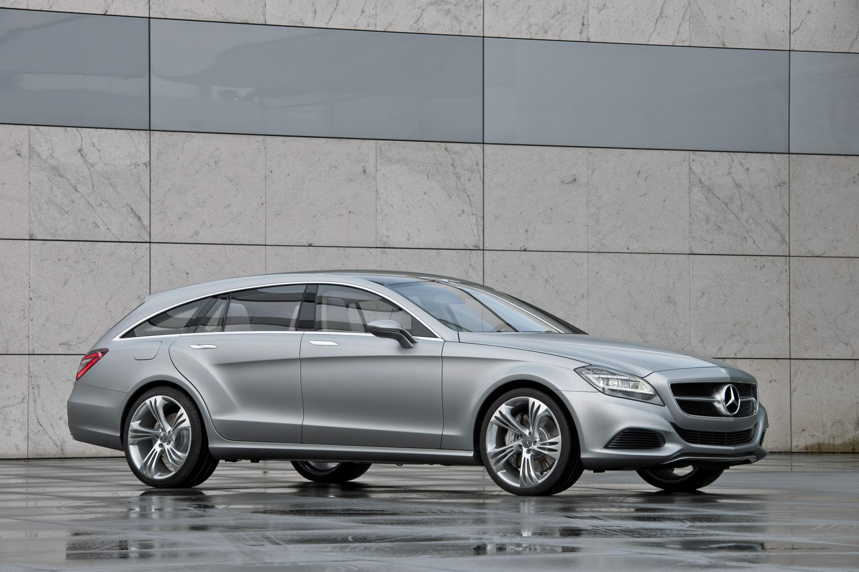 Mercedes Benz Cls Shooting Break Concept Picture 36832