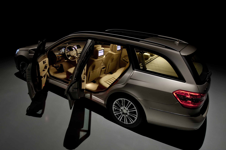 Mercedes Benz E Class Estate Picture 23947