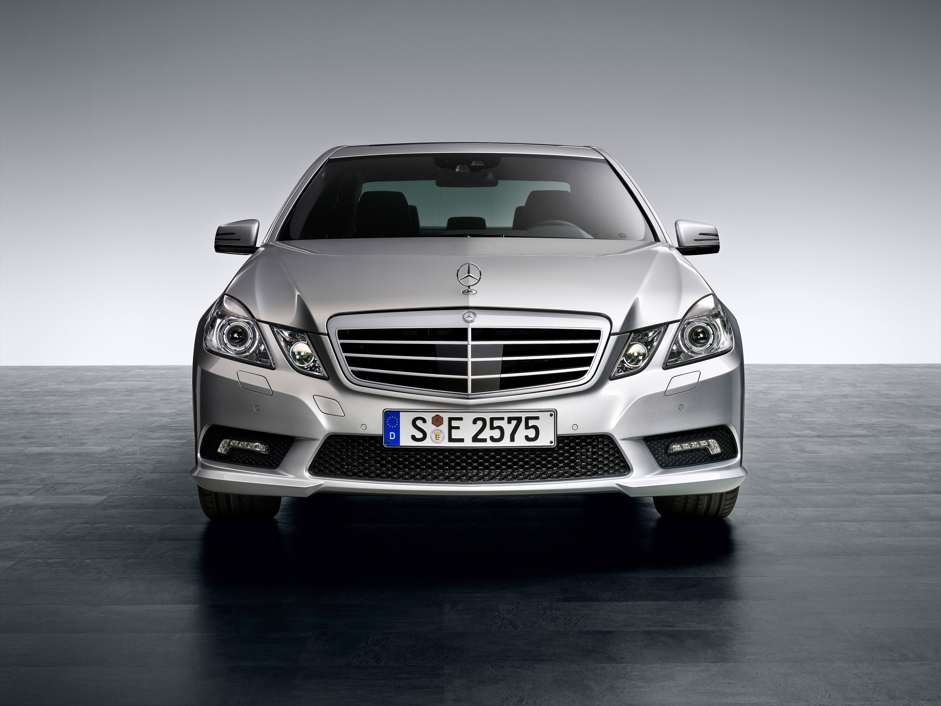 Mercedes Benz E500 Avantgarde Amg Sports Package Picture