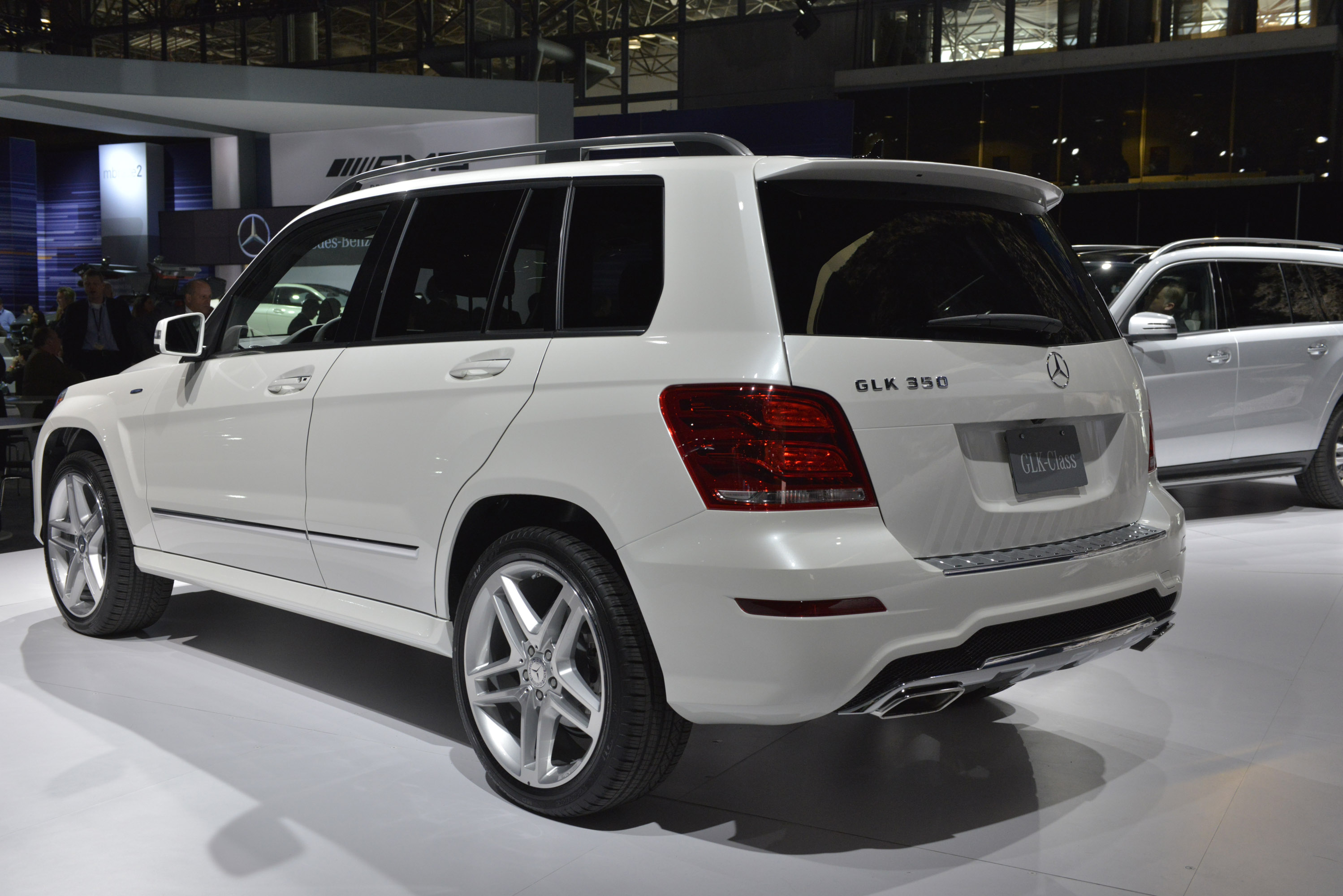 Mercedes Benz Gl Class New York 2012 Picture 67767