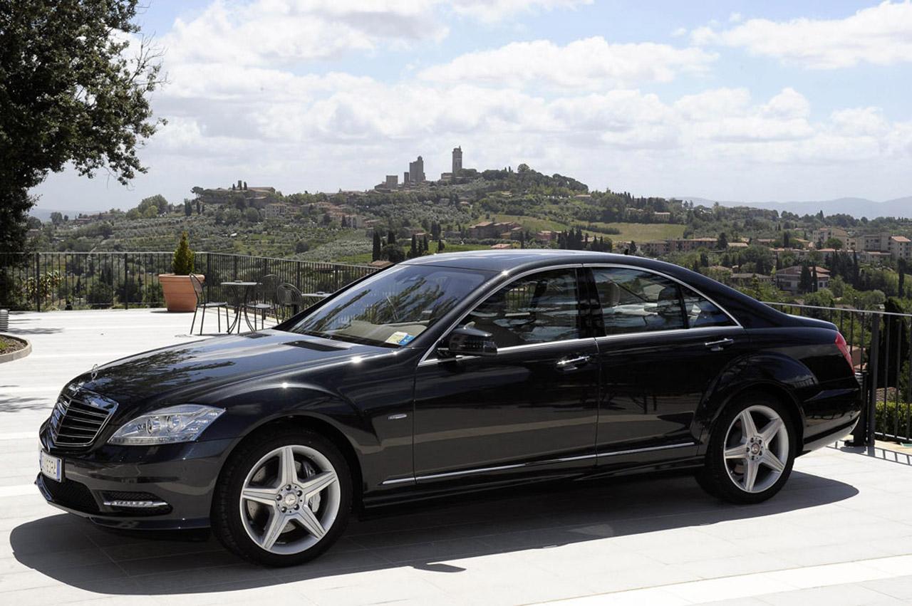 Mercedes Benz S Class Grand Edition W221