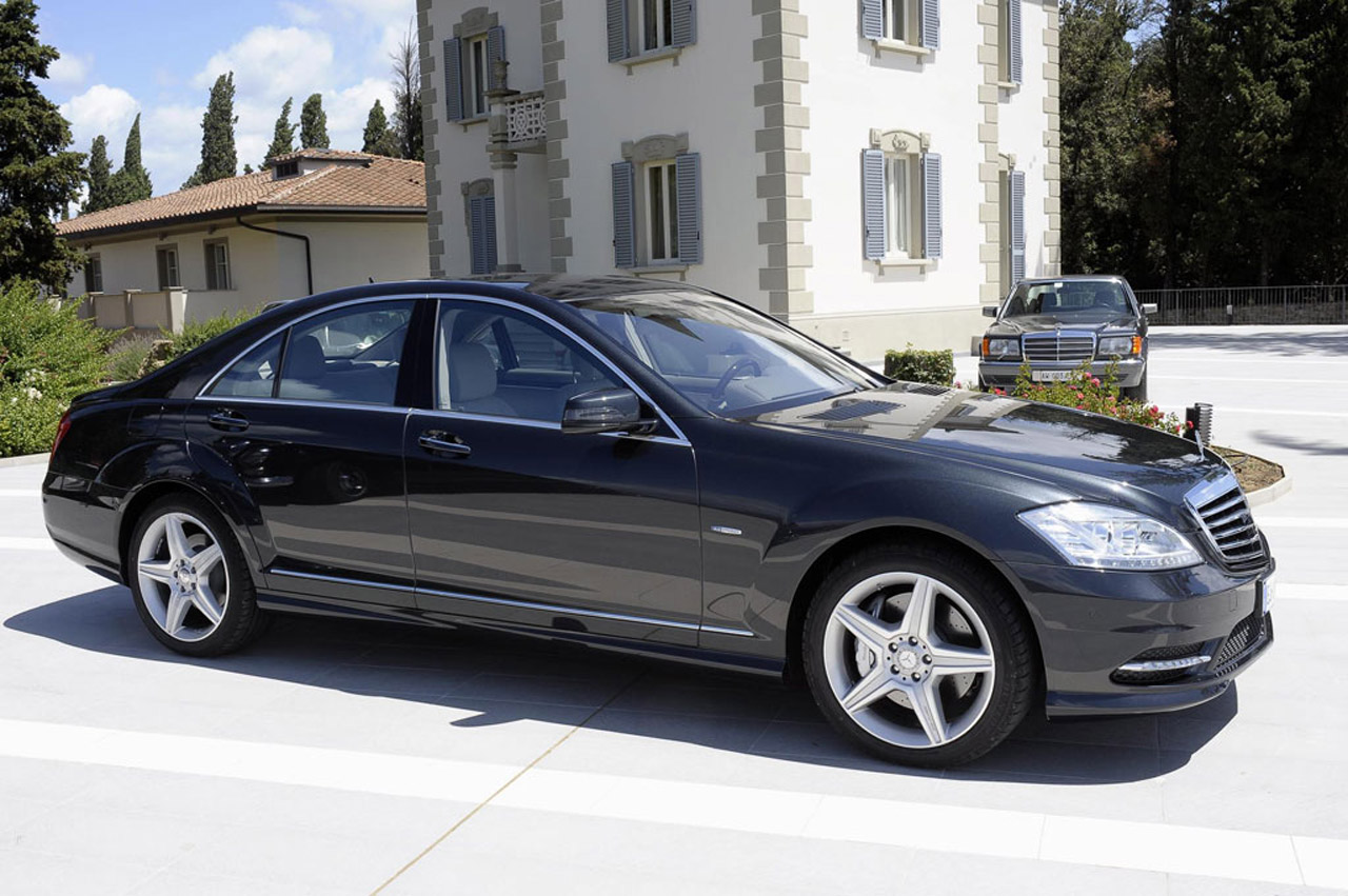 Mercedes Benz S Class Grand Edition W221 Picture 56858