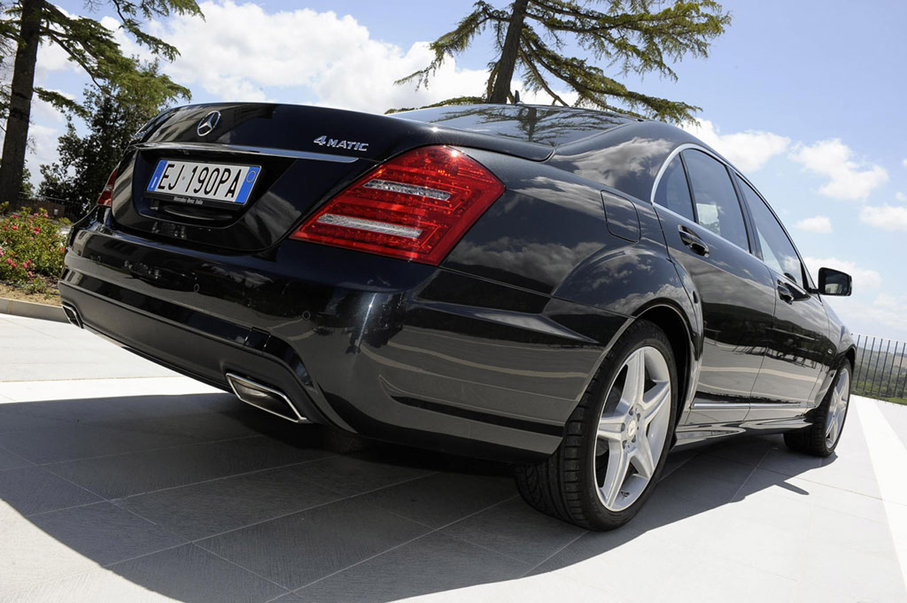 Mercedes Benz S Class Grand Edition W221