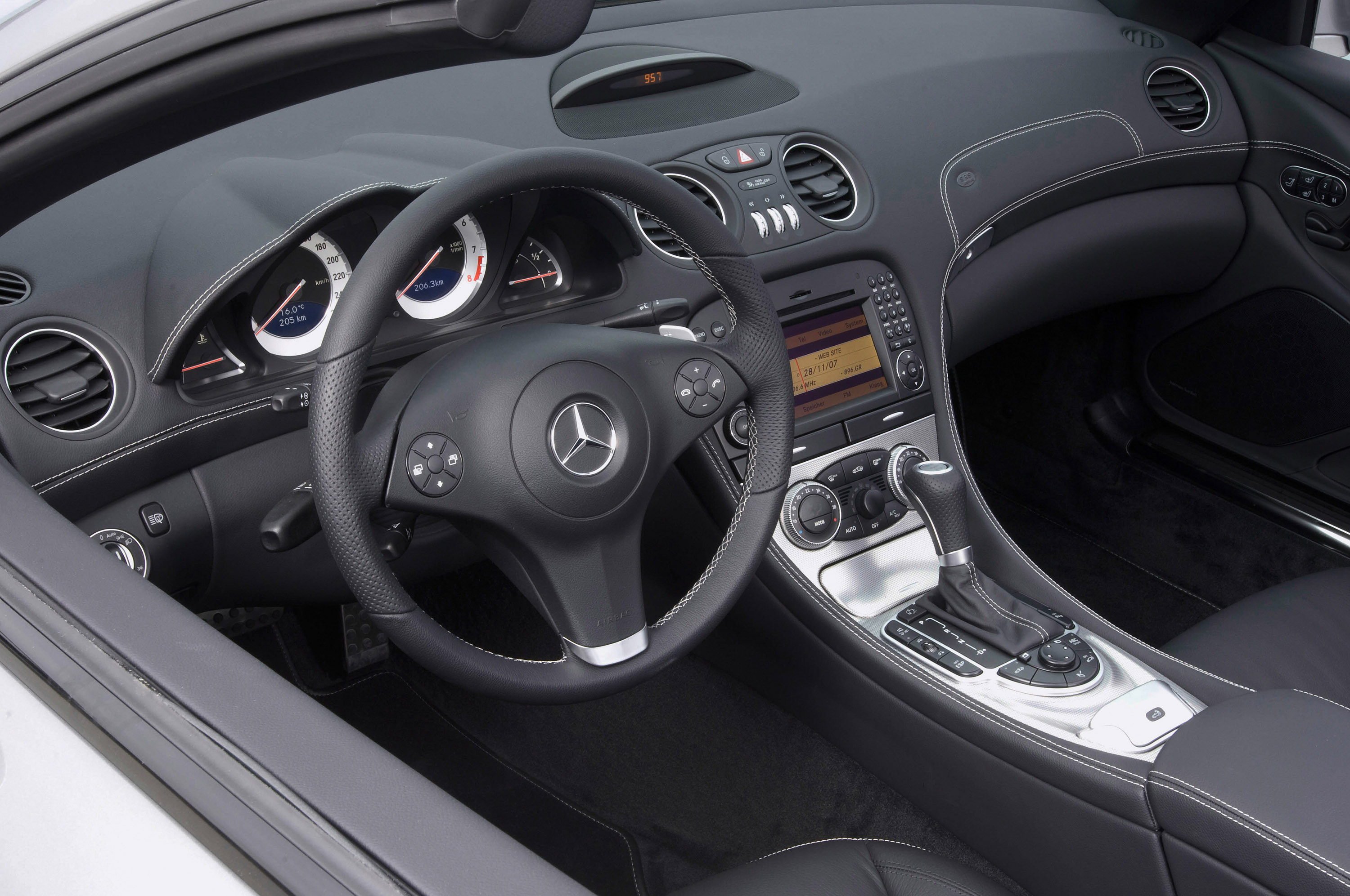Mercedes Benz Sl 350 Picture 9728