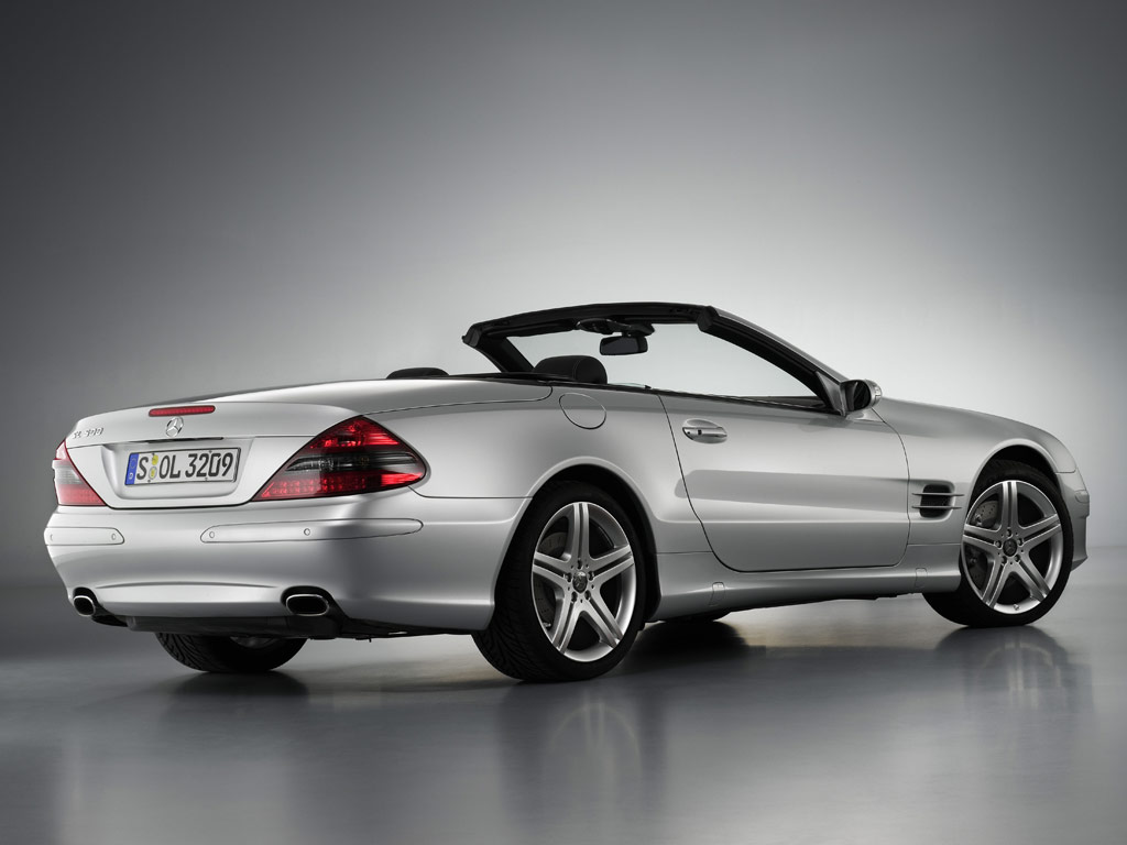 Mercedes Benz Sl Sport Package Picture 729