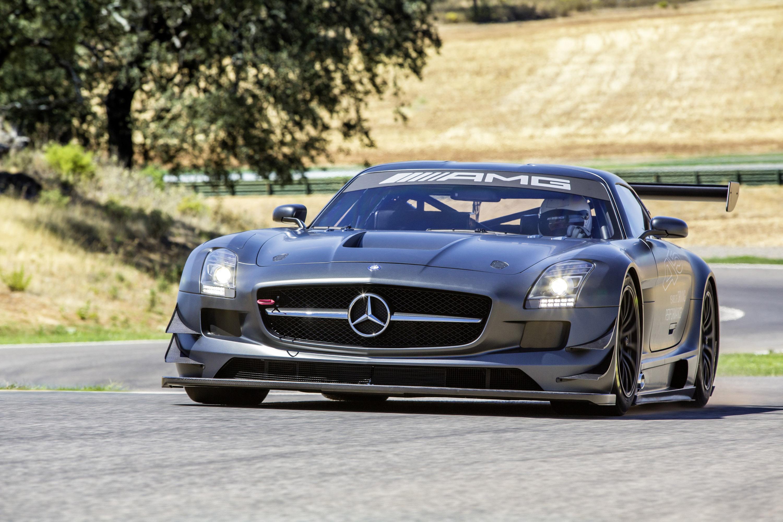 Mercedes benz sls amg gt3 45th anniversary price 446 250 for Mercedes benz sls amg gt3 price