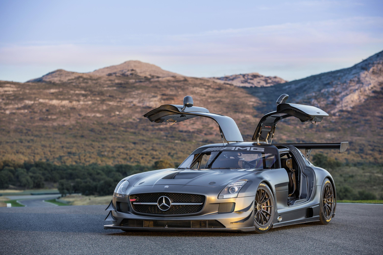 ... Mercedes Benz SLS AMG GT3 45th Anniversary, ...