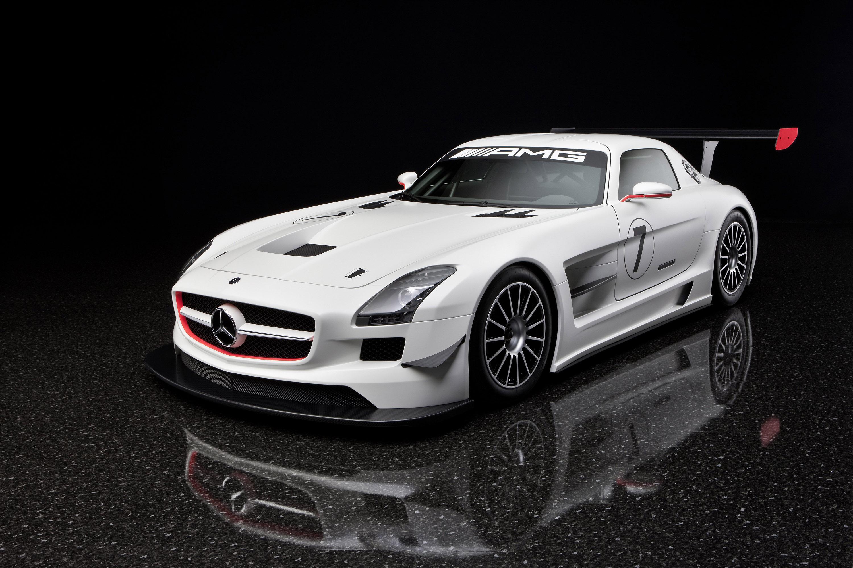 ... ماشینهای روز دنیا - Mercedes-Benz SLS AMG GT3