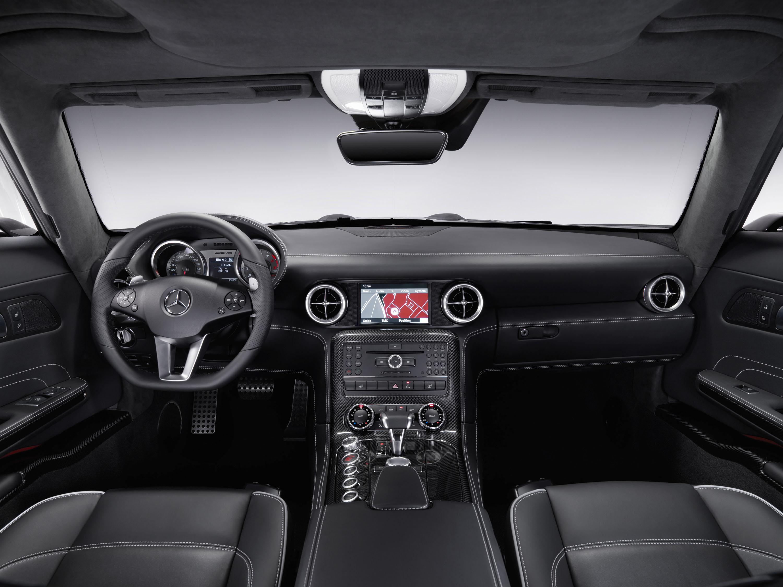 Mercedes-Benz SLS AMG Interior - Picture 19684