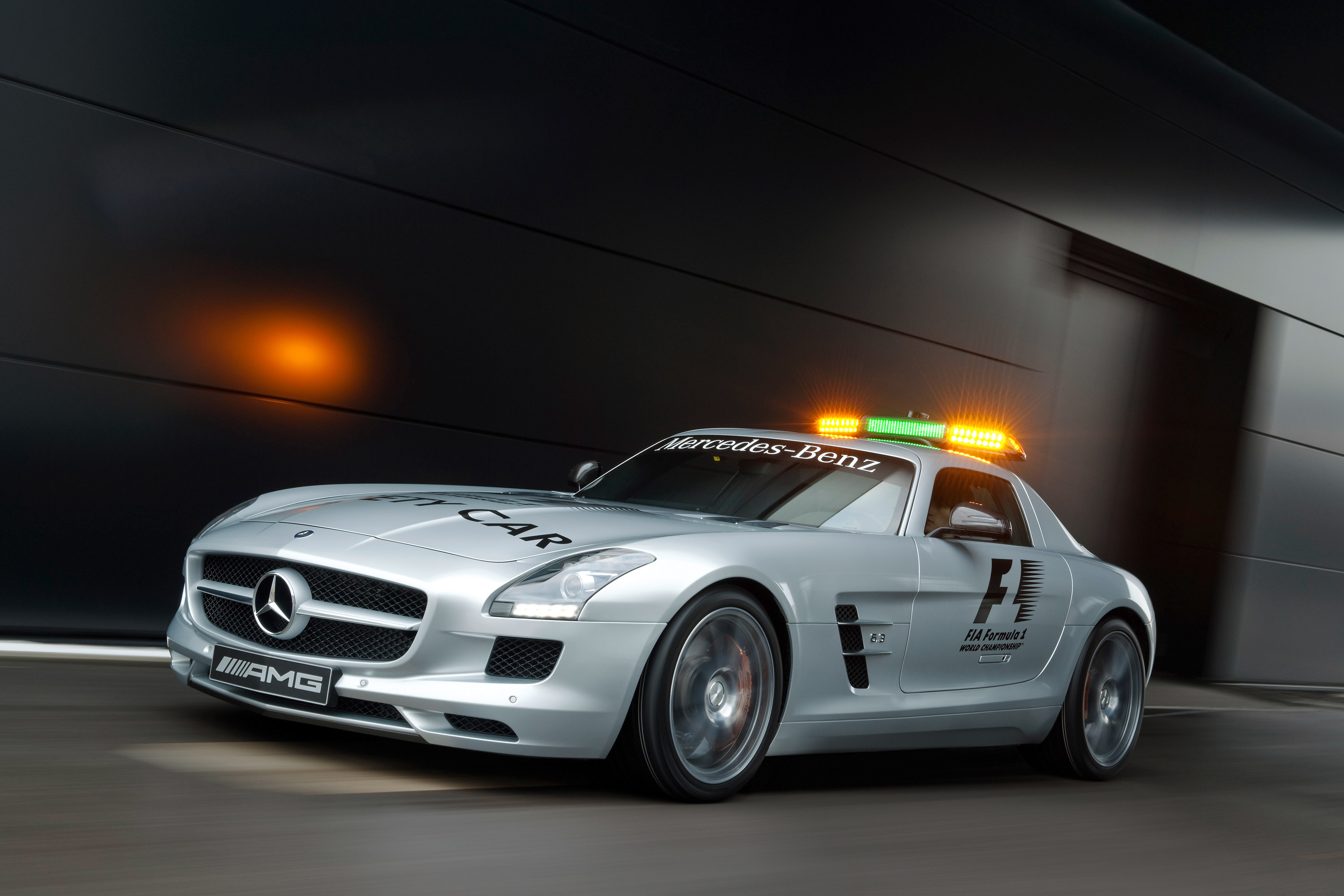 Mercedes Benz Sls Amg F1 Safety Car Picture 34981