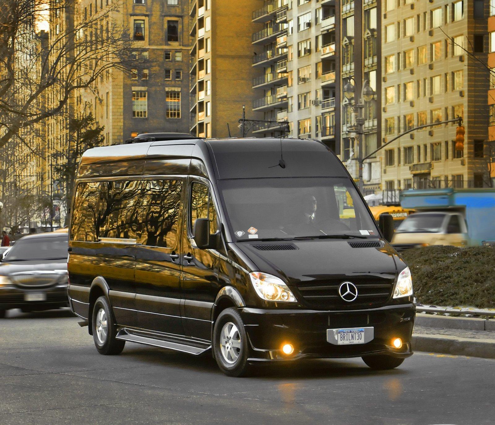 Mercedes Sprinter Brilliant Van Picture 51604