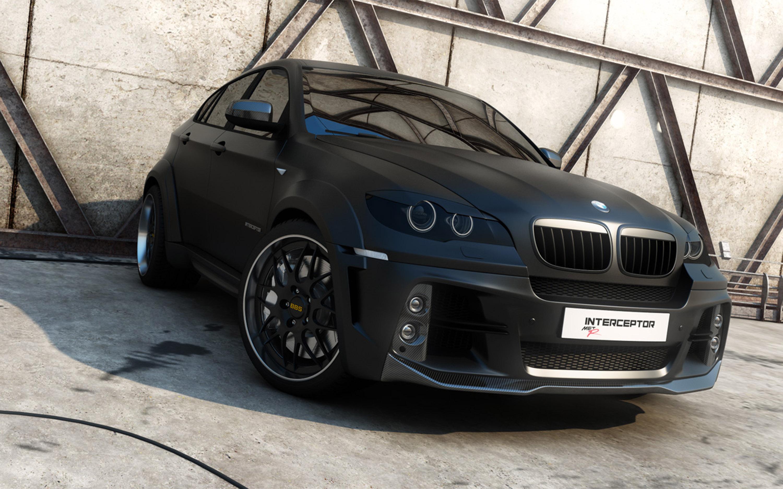 """Нажми, чтобы посмотреть в полный размер Наш тюнинг:  """"Перехватчик """" BMW X6 от Заур Дизайн - Наш тюнинг..."""