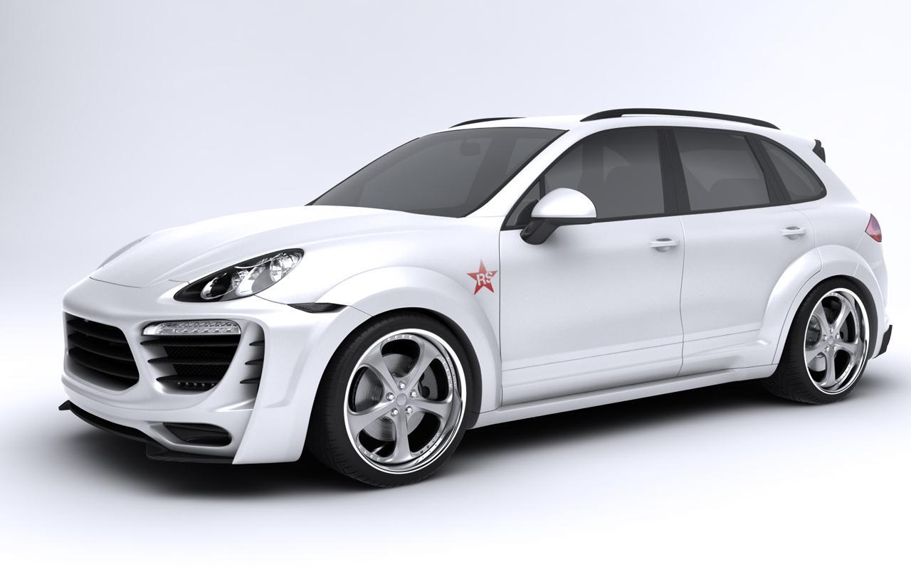 Porsche Cayenne Ii Radical Star