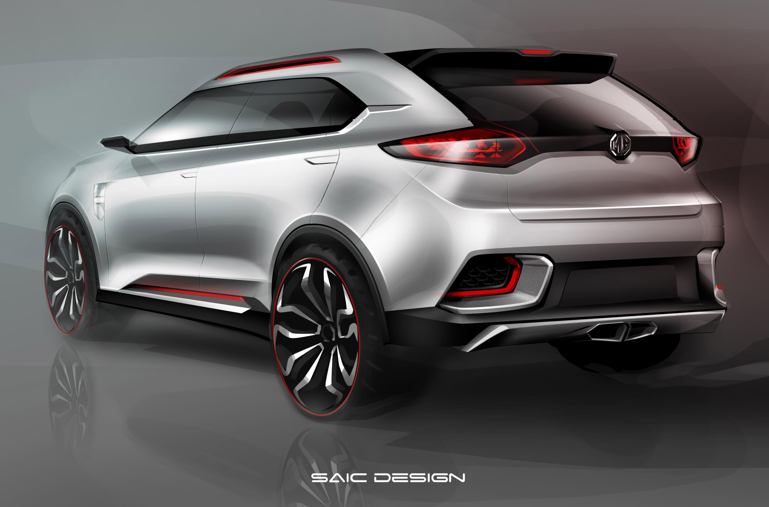 mg cs urban suv concept to be unveiled in shanghai