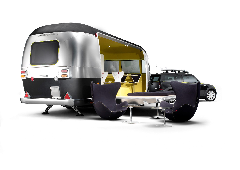Mini And Airstream Designed By Republic Of Fritz Hansen