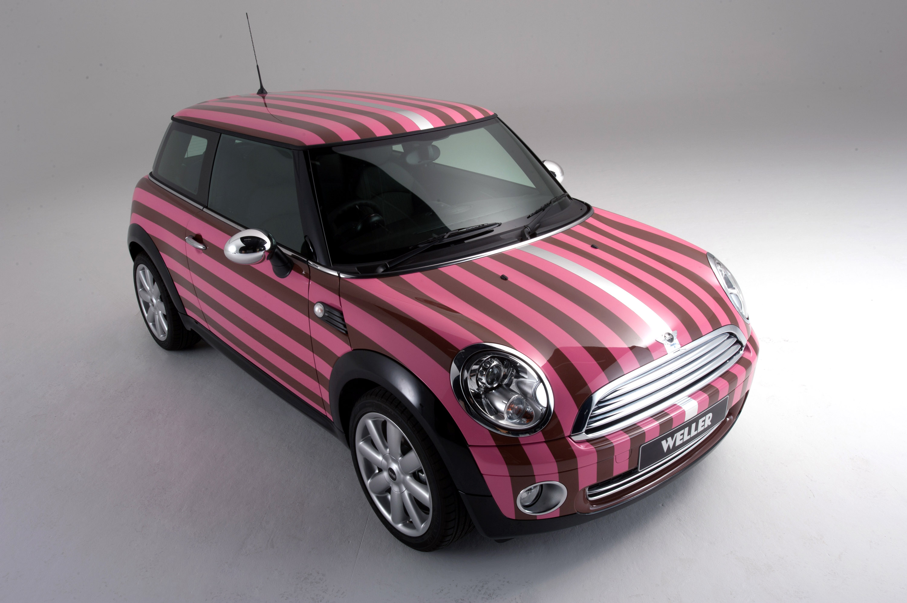 Paul Weller MINI Cooper A One off Car For Charity