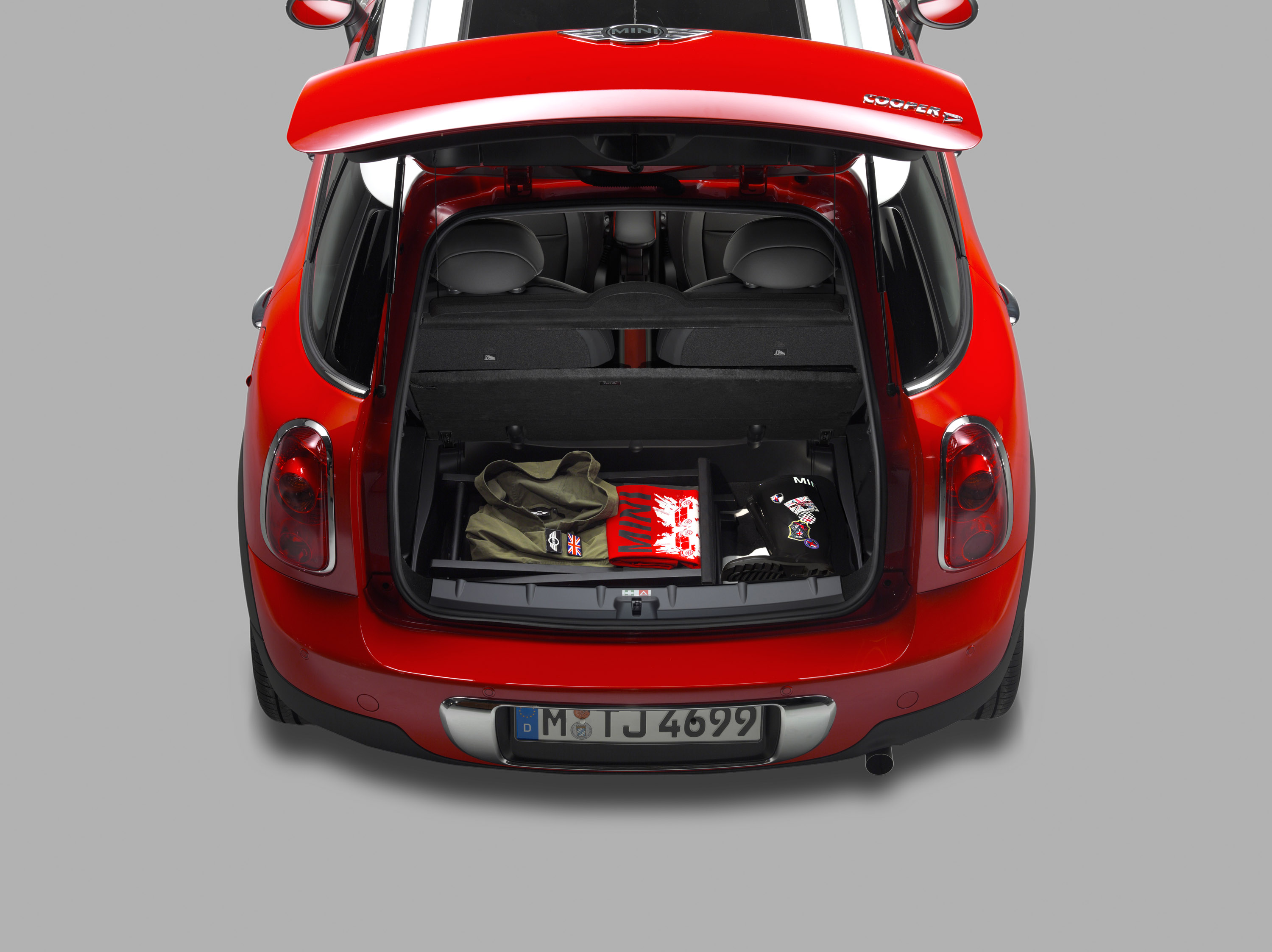 Mini Packs The New Countryman With Smart Getaway Pack