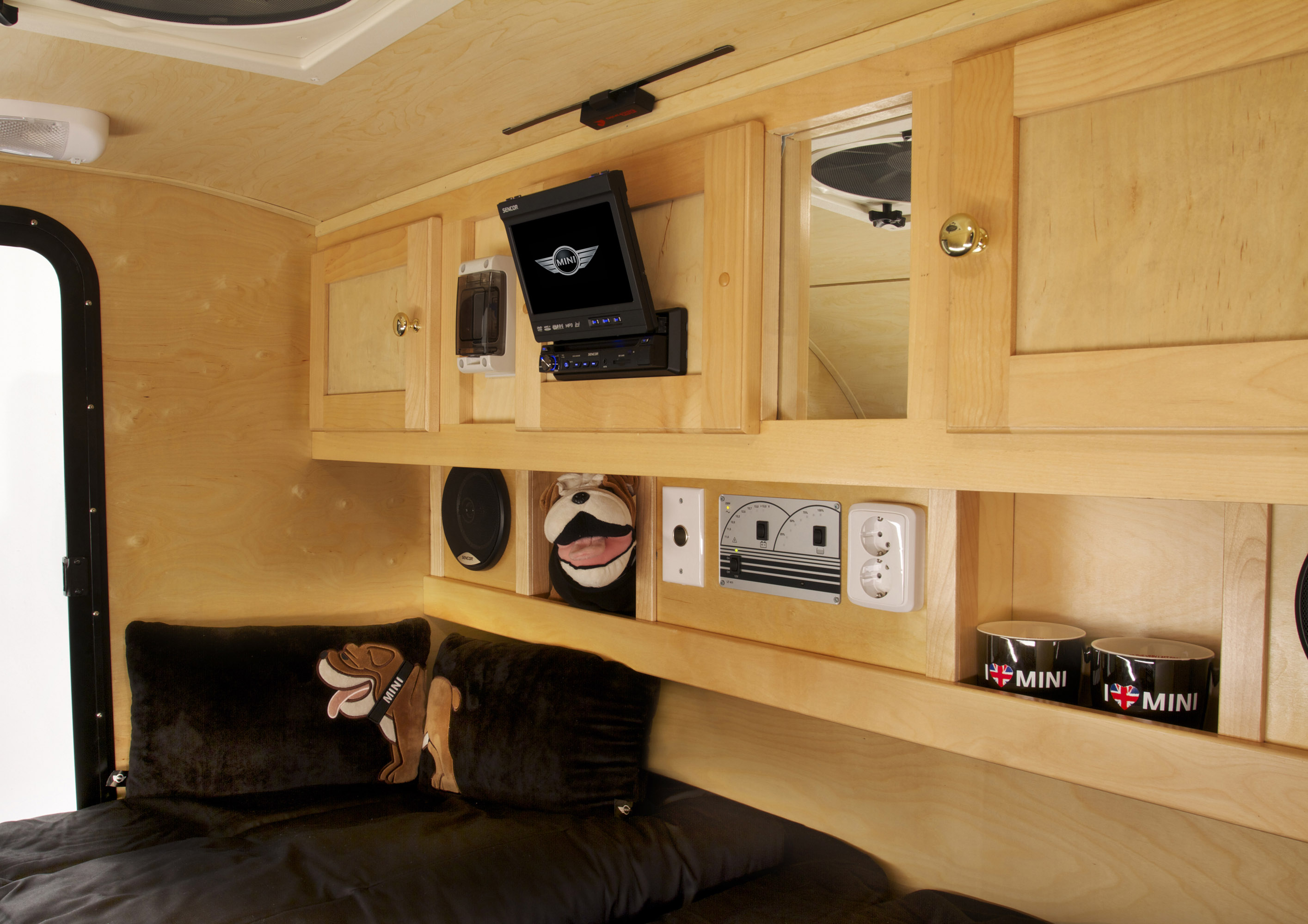 Camper Roof Ideas