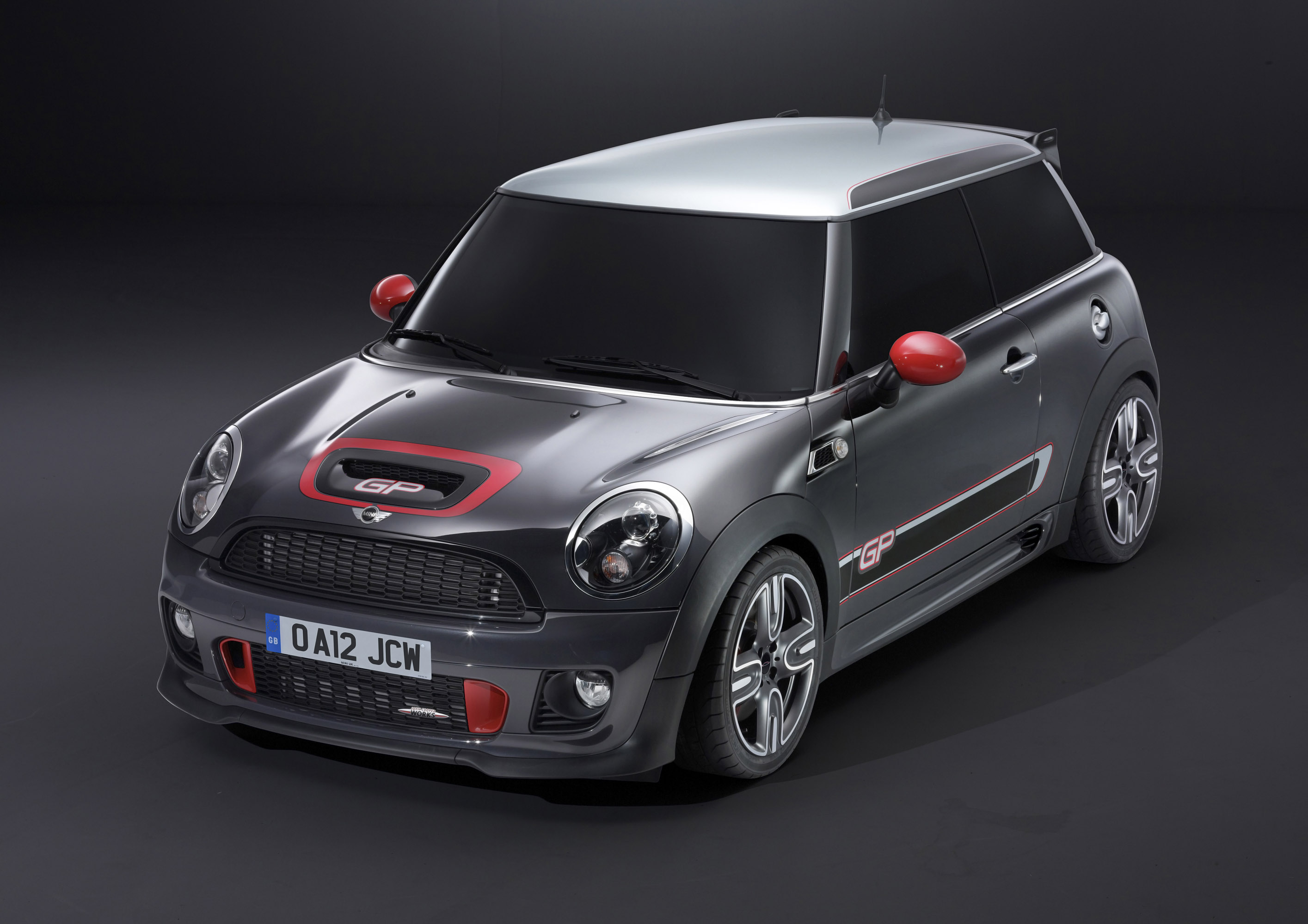 mini john cooper works gp. Black Bedroom Furniture Sets. Home Design Ideas