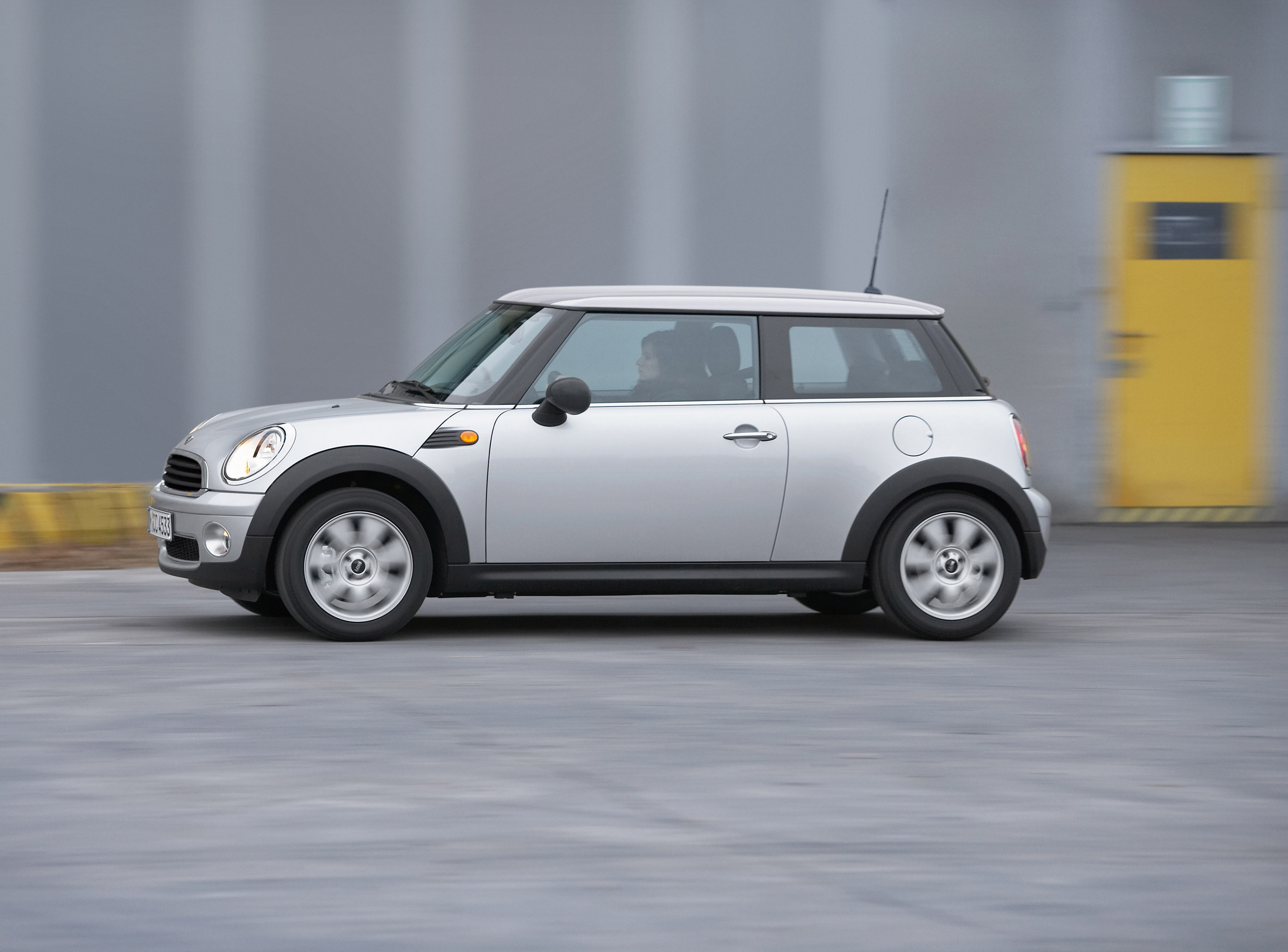 Premiere For The Mini One Clubman The Mini One With 55 Kw And The