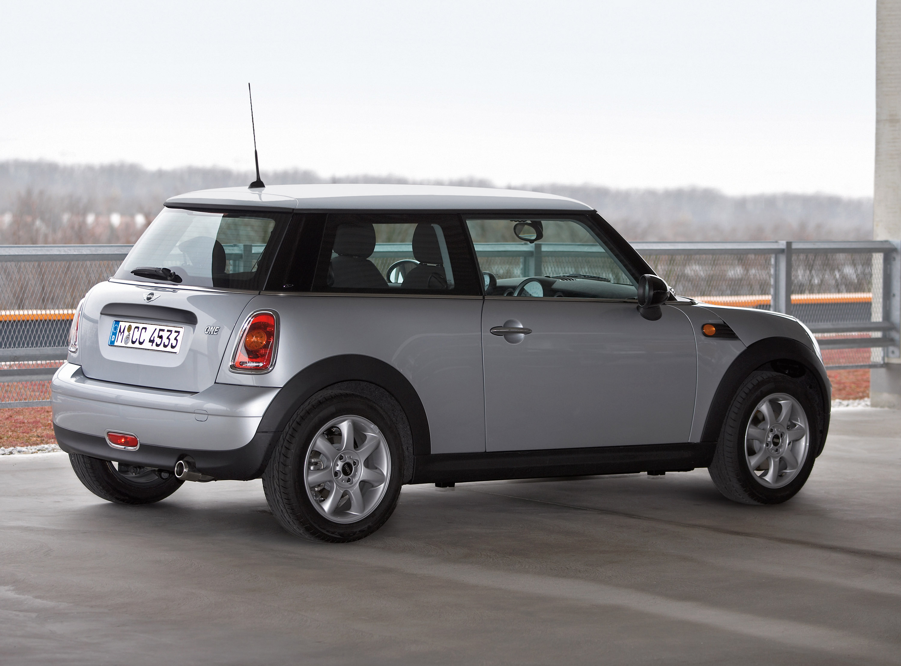 Premiere For The MINI One Clubman With 55 KW And