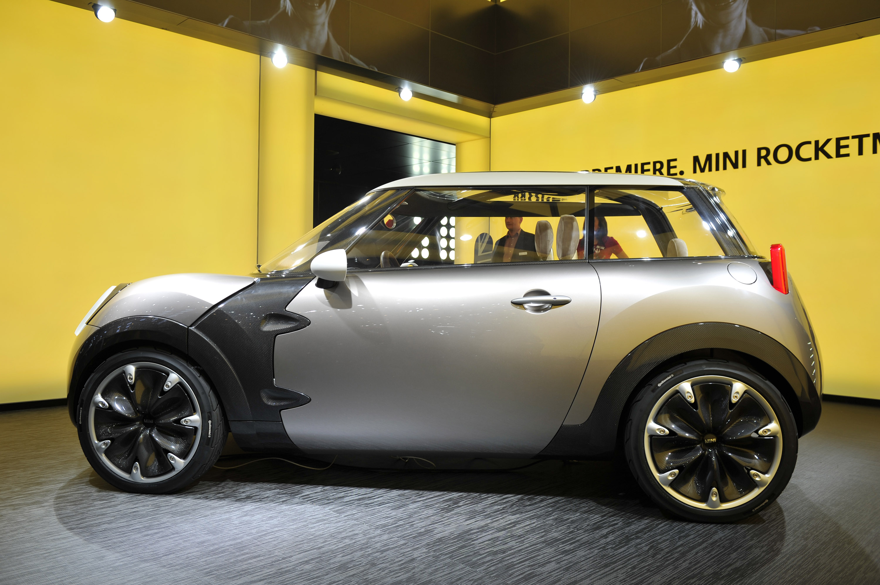 Mini Rocketman Release Date >> Mini Rocketman Concept Geneva 2011 Picture 50215