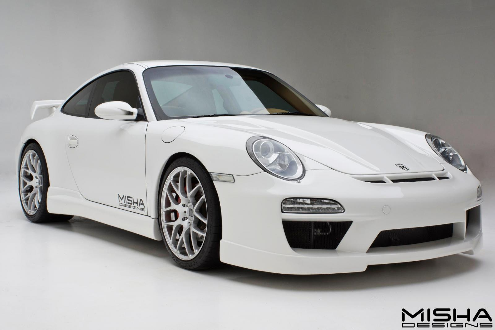 Misha Designs 2012 Porsche 911 Custom Body Kit