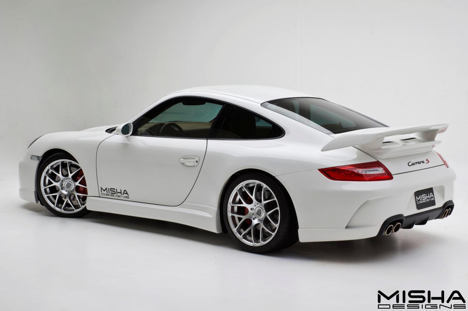 Misha Designs 2012 Porsche 911 Custom Body Kit